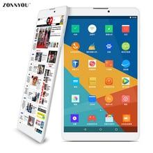 8 pulgadas Tablet PC Android 6.0 Octa Core Original tarjeta SIM Llamada de Teléfono 4G LTE 4 GB di Carnero; 64 GB Rom Bluetooth WiFi GPS FM Tablet PC