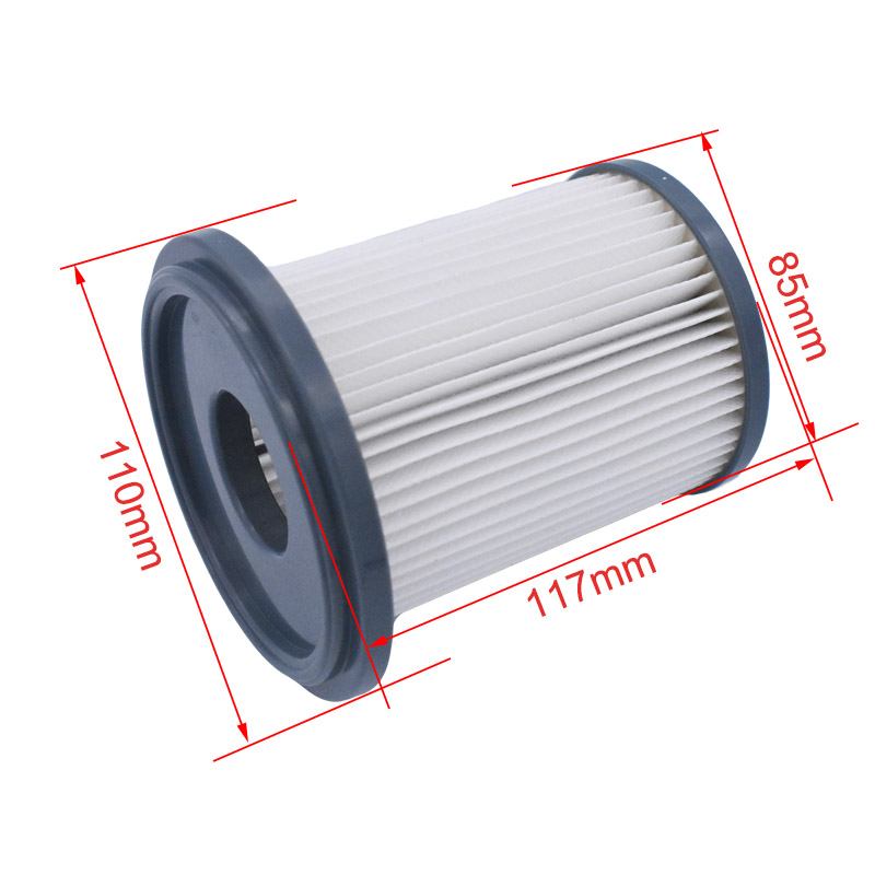Replacement Hepa Cleaning Filter For FC8732 FC8734 FC8736 FC8738 FC8740 FC8748 FC8720 FC8724 For Philips Vacuum Cleaner Filters