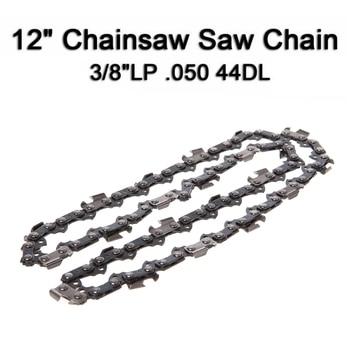 цена на 12'' Metal Chainsaw Saw Chain Blade 3/8''LP .050 Gauge 44DL Pole Cut Wood Quick