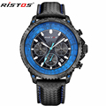 Fashion Quartz Watch Men Watches Top Brand Luxury Men Military Leather Clock Male Chronograph Sports Watches relogio masculino