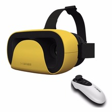 """2016ใหม่B Aofeng Mojing XDแว่นตา3D VRกล่องความจริงเสมือนหมวกกันน็อคvrแว่นตาสำหรับiphone android 4.7-5.5 6 """"มาร์ทโฟน"""