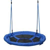 LK105 Oxford Cloth Swing For Kids 100kg Loading Indoor Garden Furniture Creative Children Hammock Leisure Fun