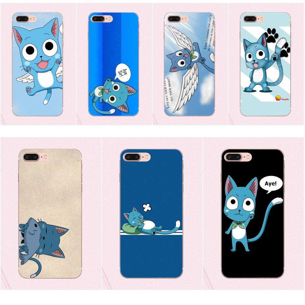 Phone Bags & Cases Yinuoda Happy Fairy Tai Japanese Anime Novelty Fundas Phone Case Cover For Iphone X Xs Max 6 6s 7 7plus 8 8plus 5 5s Se Xr High Quality And Inexpensive