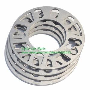Image 5 - 2 stücke Universal Legierung Aluminium Rad Spacer Distanzscheiben Platte 4 5 STUD 3mm 5mm 8mm 10mm FIT 4x 100 4x114,3 5x 100 5x108 5x114,3 5x120