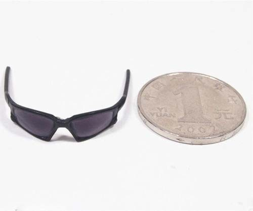 Hot Toys 1/6 Sunglasses the Avengers Hawkeye Black Glasses fit 12 Action Figure Body Accessory