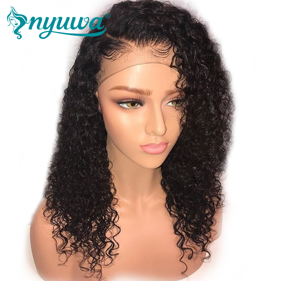 Nyuwa 360 Lace Frontal Wig Pre Plucked Hairline With Baby