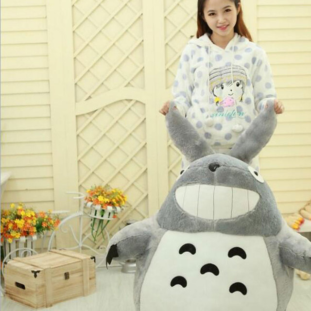 100cm Lovely Totoro Plush Toys Cute Cartoon Totoro Doll