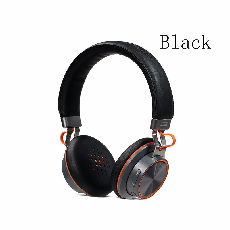 ФОТО Top wireless Bluetooth headphone Remax 195HB headset Bluetooth 4.1 music headset over the earphone with mic for MP/PC in2 colors
