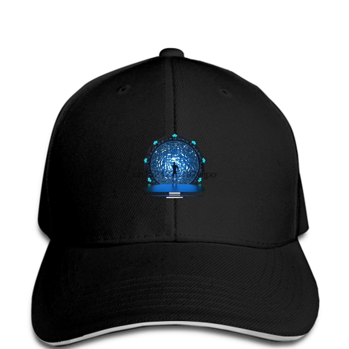 Hot Summer Men S Baseball cap Fashion New Stargate Portal Movie Sg 1  Atlantis Tv Serie Stargate Baseball cap ad406dca6e2