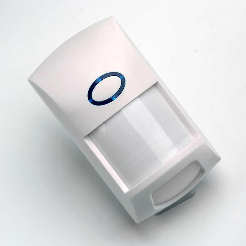 אלחוטי 433MHz Pet החיסוני Motion PIR חיישן אינפרא אדום גלאי אבטחת בית אזעקה מערכת SGA998