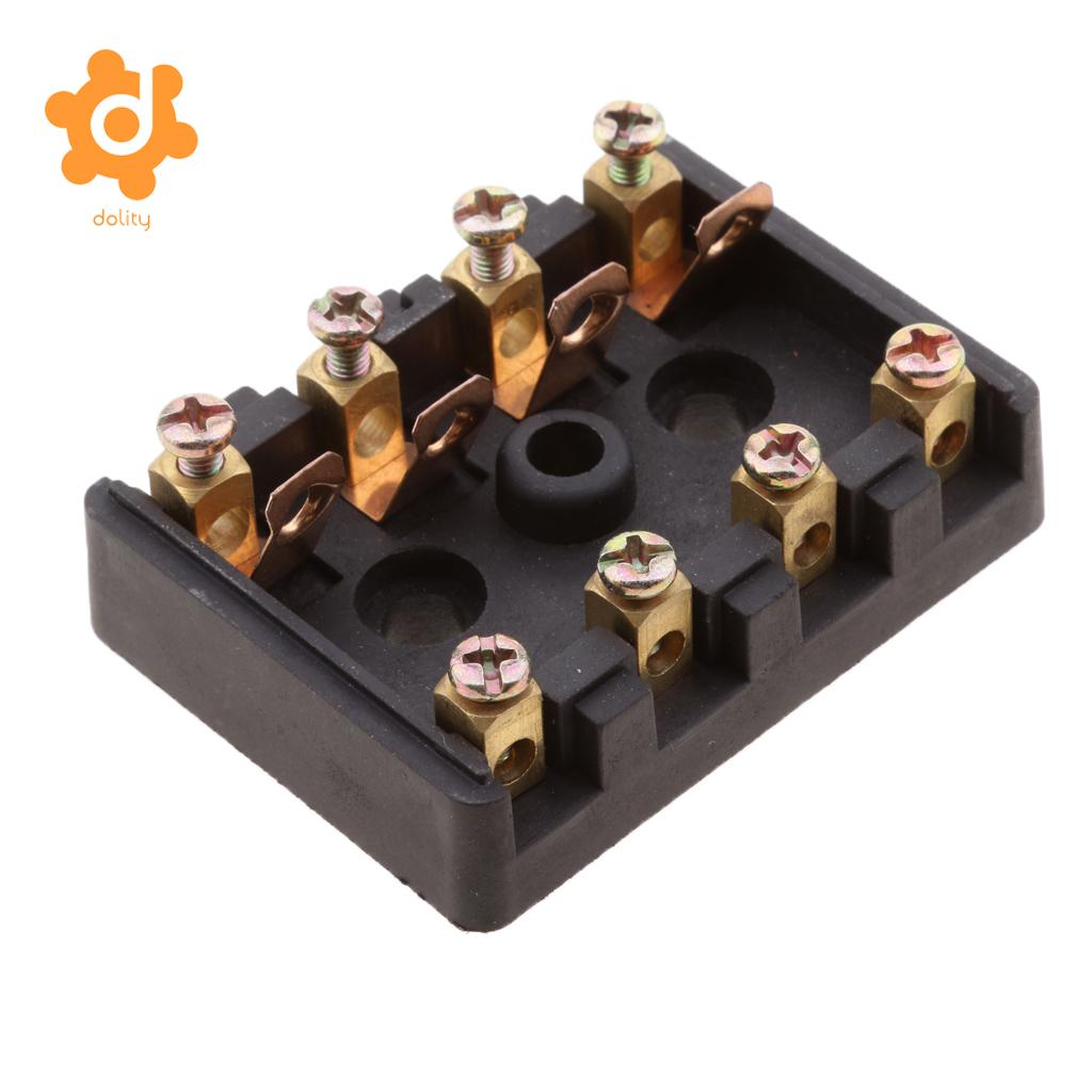 hight resolution of universal car 4 ways screw down fuse block box holder for european gbc fuse image