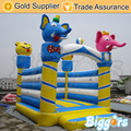 Inflatable Biggors Bouncy Castle Commercial Grade PVC Material Outdoor Inflatable Toys Amusement Park