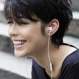 Image 4 - Philips SHE4205 auriculares con micrófono, auriculares internos con Control por cable y cancelación de ruido para Galaxy 8, pruebas oficiales