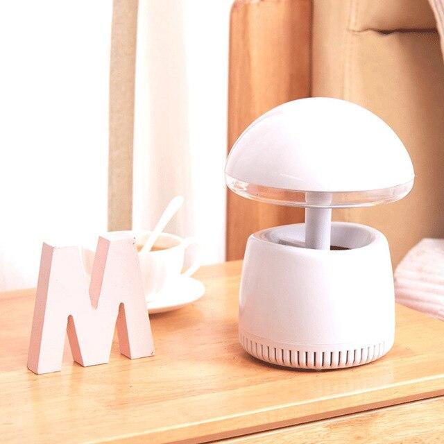 Светодиодный ночник ошибки пестицид Электроника usb лампа ловушка для летающих насекомых муха ОСА