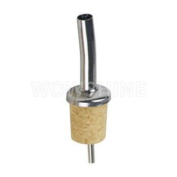 WOWSHINE European Order for sale! Free shipping 100pcs/lot cork wine pourer bottle pourer fit for bottle size 18mm-21mm