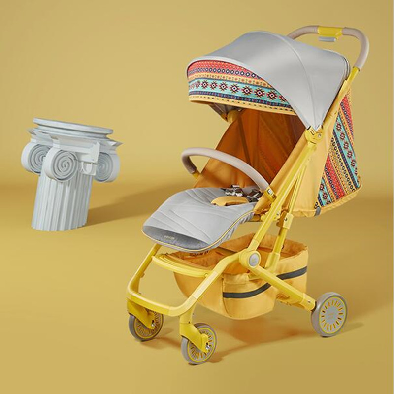 Islamic Decoration Luxury Baby Stroller Bebek Arabasi Hot Mom Stroller Travel Pram Kinderwagen Poussette Portable Stroller CartIslamic Decoration Luxury Baby Stroller Bebek Arabasi Hot Mom Stroller Travel Pram Kinderwagen Poussette Portable Stroller Cart