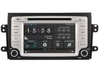FOR SUZUKI SX4 2006-2012 CAR DVD GPS Player car stereo car audio head unit Capacitive Touch Screen SWC DVR car multimedia