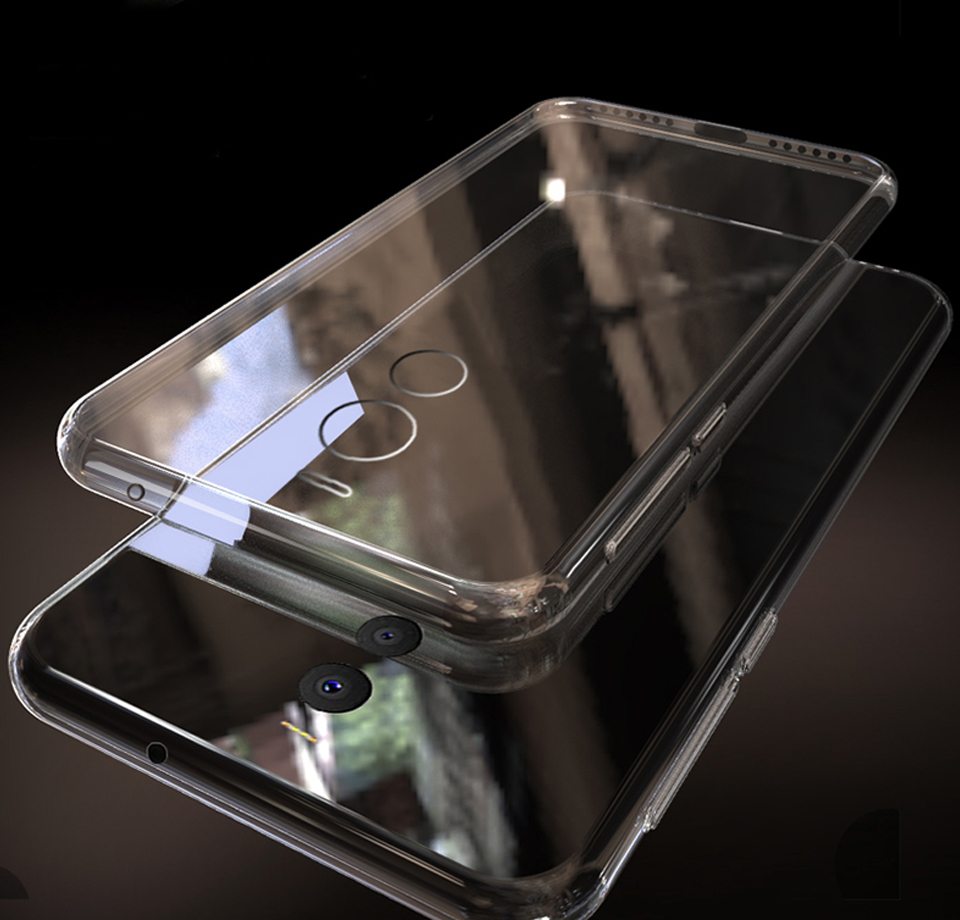 Clear Silicone Case