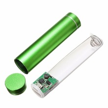 High Quality 1pcs External Battery Storage Case USB 5V 1A Power Bank Suit 18650 Batteries DIY Case Box Store for Cell Phones