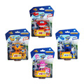 4PCS/Set  Super Wings Deformation Mini JET ABS Robot toy Action Figures Super Wing Transformation toys for children gift