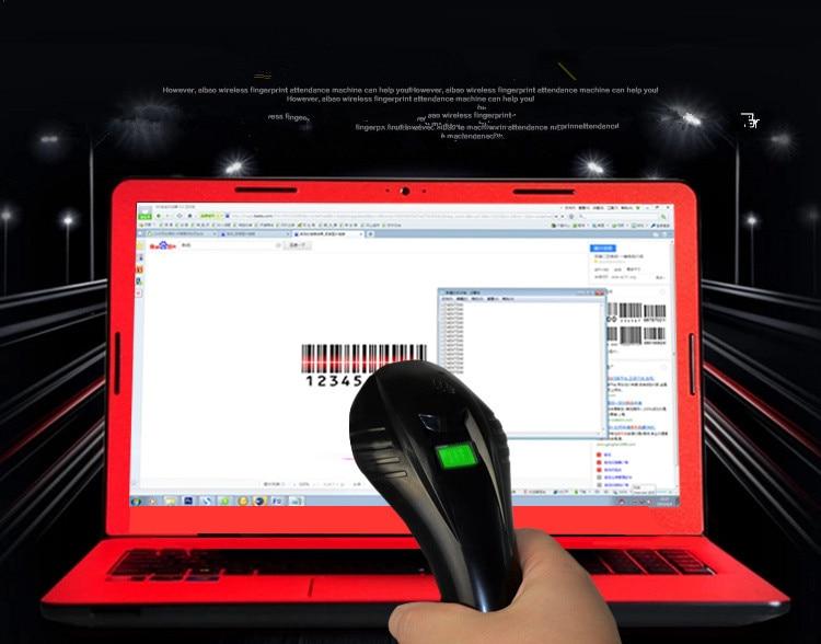 Поддержка сканирования экрана ccdwired сканер одномерный код сканер с автоматической непрерывной сканирования пистолет USB