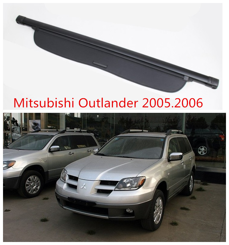 car rear trunk security shield cargo cover for nissan xterra paladin 2002 2017 high qualit black beige auto accessories For Mitsubishi Outlander 2004 2005 2006 Rear Trunk Security Shield Cargo Cover High Qualit Black Beige Car Auto Accessories
