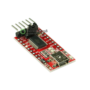 Image 1 - 5 pezzi. FT232RL FT232 FTDI USB 3.3V 5.5V a TTL Modulo Adattatore Seriale per Arduino Mini Porte e Connettori FT232RL bordo