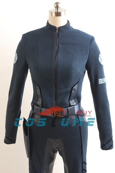 The Avengers Captain America Agents of SHIELD Deputy Director Maria Hill Cosplay Costume Hoodie Pants Movie