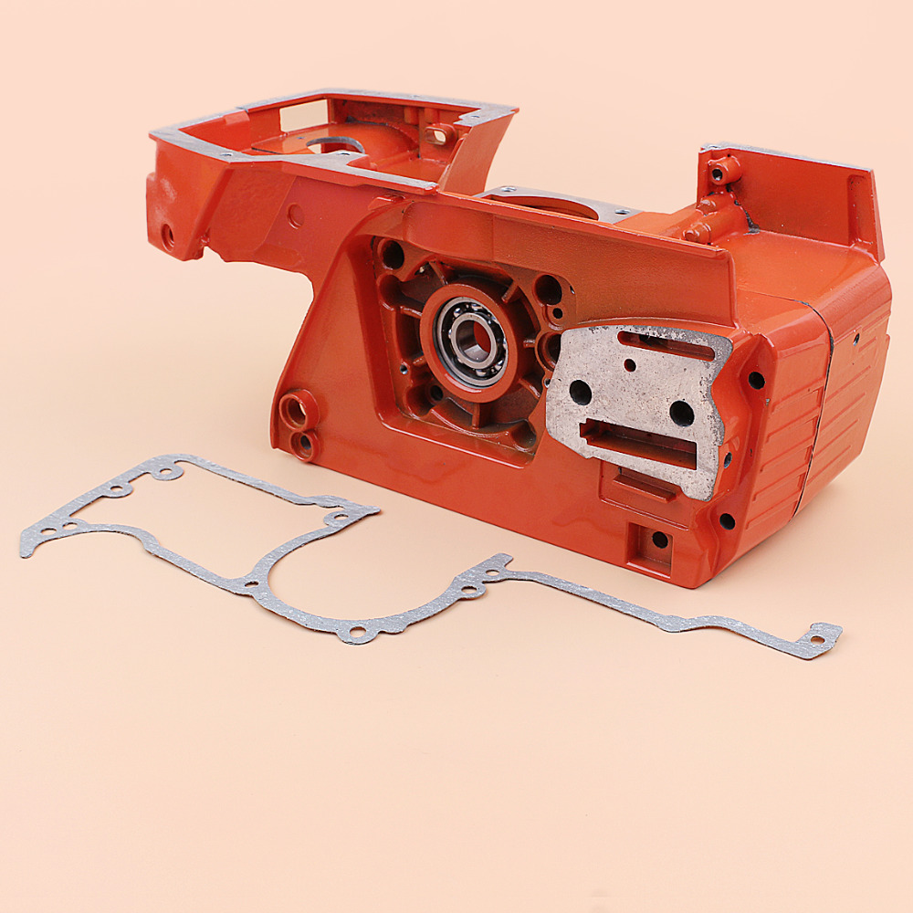 Engine Motor Housing Crankcase Crank Case For HUSQVARNA 61 268 272 272XP Chainsaw 501779901