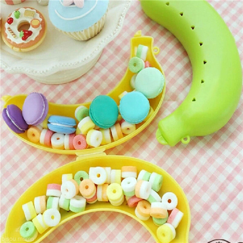 Case Box Holder Banana-Protector Lunch-Container Storage-Tb Fruit Cute 3-Colors Hot-Sale