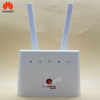 Разблокированные HUAWEI 4G роутеры B310 B310s-22 с антенной 4G LTE CPE беспроводной маршрутизатор 150 Мбит/с беспроводной шлюз PK B593 B3000 E5186