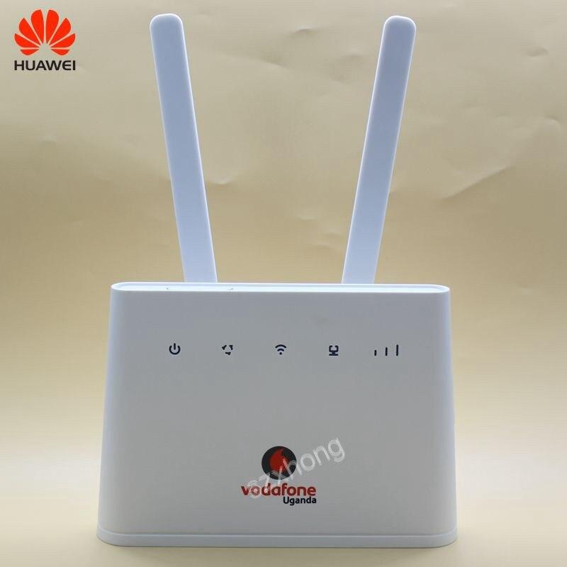 Débloqué HUAWEI 4G routeurs B310 B310s-22 avec antenne 4G LTE CPE routeur sans fil 150Mbps passerelle sans fil PK B593 B3000 E5186