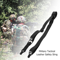 Lixada Adjustabl Tactical Sling hunting Strap Multifunctional Outdoor Military Tactical Safety Belt Shooting Leather Sling Strap