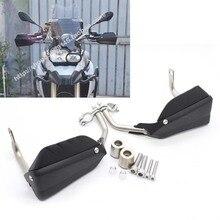 Apto f700gs f800gs f800gs um guarda mão protetor de embreagem do freio protetor protetor vento handguard para bmw f 650/700/800 gs 2008 2012