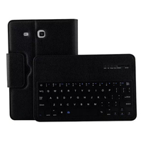 New For Samsung GALAXY Tab E 9 6 T560 T561 Keyboard Removable Wireless Bluetooth Protective Cover
