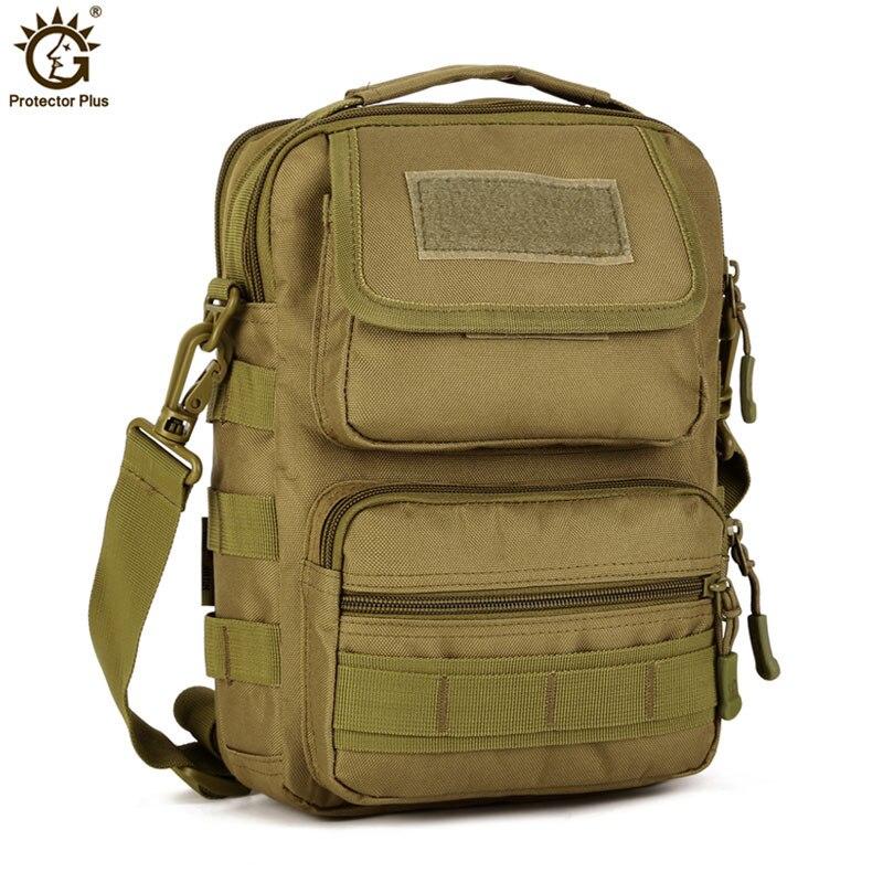 Men 39 s Military Crossbody Bag Men Messenger Bags Multifunction Travel Shoulder bag Nylon Mochila