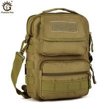 Mens Hiking Tactical bag Men Messenger Bags Bag Outdoor Multifunction Sport Nylon Mochila Tactica K46