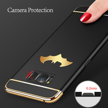 Snzvok 3D Batman Wings 3 in 1 PC Case for Samsung