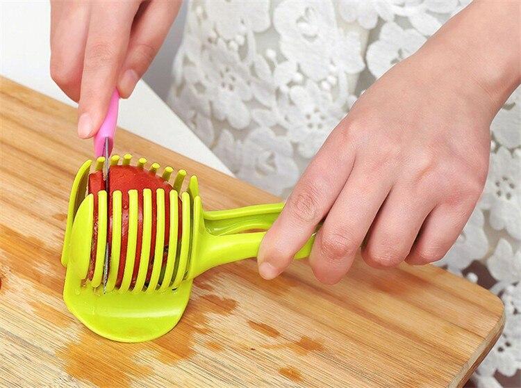 2017 lemon multifuncional rodajas de tomate máquina de cortar del cortador de la