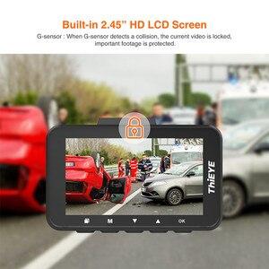 """Image 5 - ThiEYE Safeel 3/3R DVR ダッシュカメラロシアバージョン 145 度車載カメラリアル 1080G センサー 2.45 """"リアビューカメラ"""