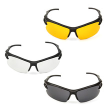 1Pc Three Color Safety Glasses Transparent Protective And Work Safety Glasses Wind And Dust Goggles Anti-Fog Medical