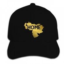 online retailer 360c9 ae4d7 Print Custom Baseball Cap Hip Hop Venezuela Gold Map Home No More  Dictatorship Love Fashion Harajuku