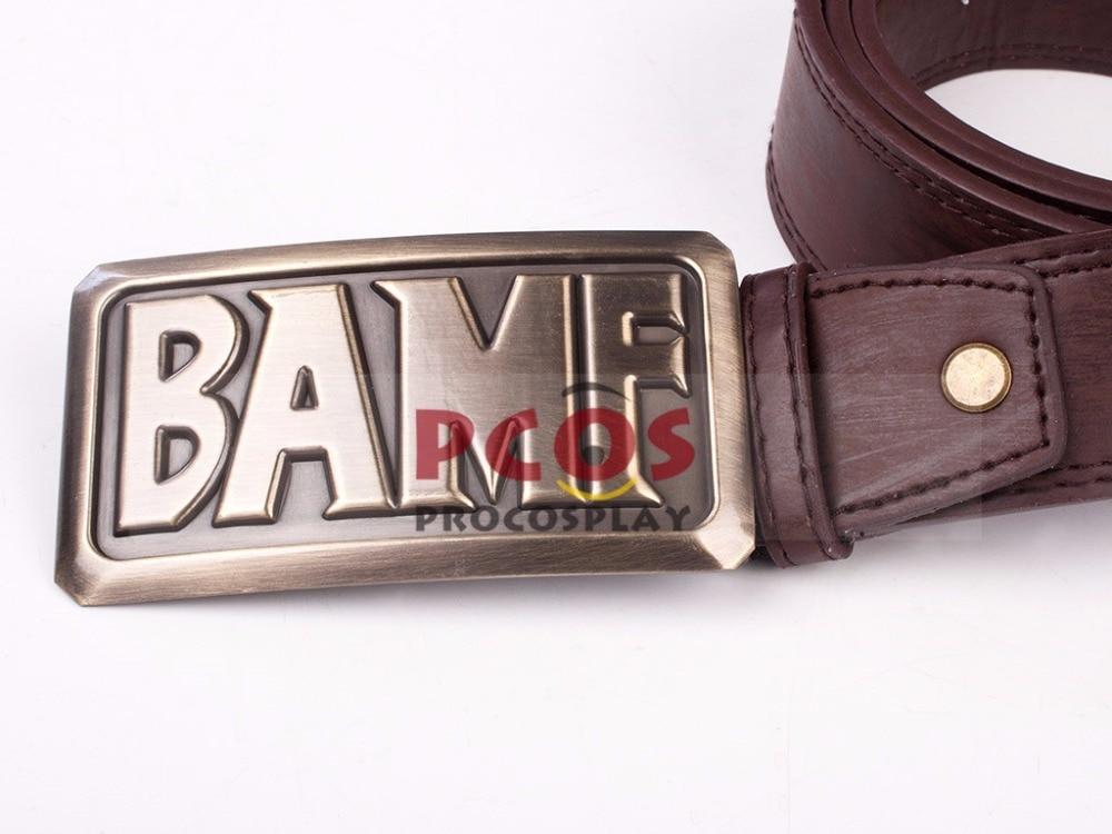 O v e r w a t c h Jesse McCree Cosplay Belt - Disfraces - foto 5