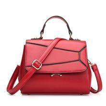 Mode jonge vrouwen handtassen Premium lederen tassen Crossbody tas TOP-handvat tas