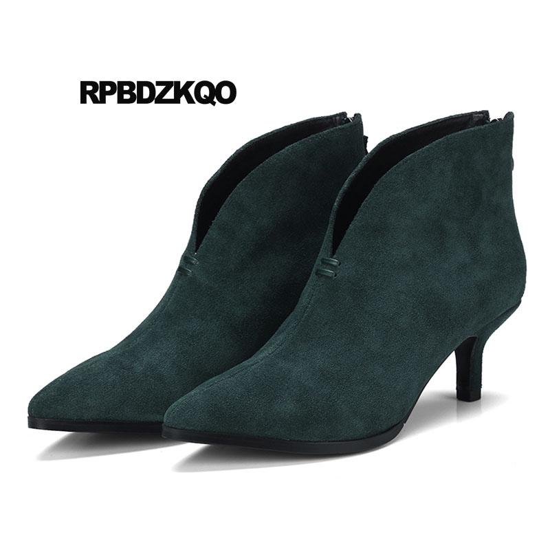 pointed toe stiletto fur designer