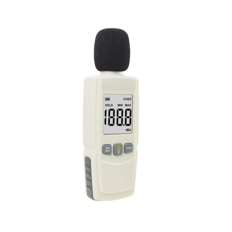 Mini Sound Level Meters Decibel Meter Logger Noise Audio Detector Digital Diagnostic-tool Automotive Microphone 30~130db