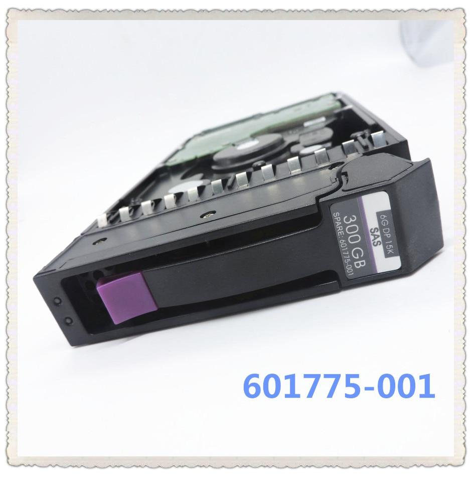P2000 300GB 3 5inch SAS AP858A 601775 001 Ensure New in original box Promised to send