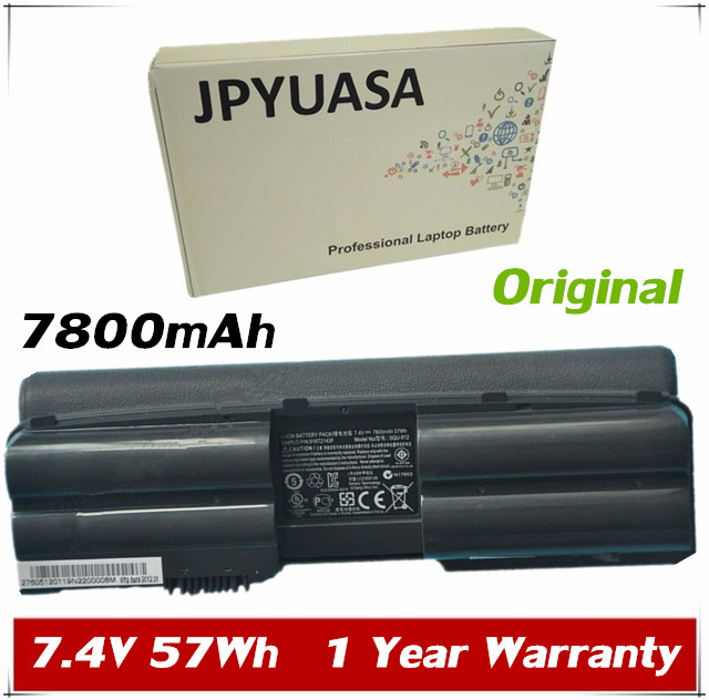 US $94 9 5% OFF|JPYUASA 7 4V 32Wh Original SQU 912 CQB902 911600016  916T2141F Laptop Battery For CTL 2Go Convertible Classmate PC NL2 -in  Laptop