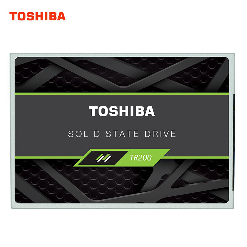 Toshiba TR200 SSD Internal Solid State Drive Disk 240GB High Speed 555Mb/s SATA3 2.5