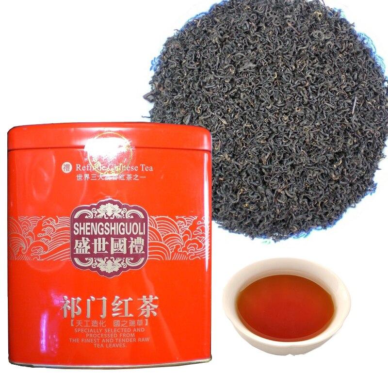 2015 tea spring keemun black tea congou black tea screw red premium 250g